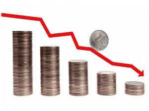 обвал и дефолт рубля в 2015