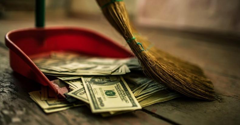 Отмена наличных денег